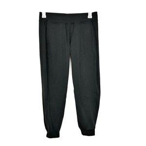 Sweaty Betty London Black Stretch Jogger Pants M